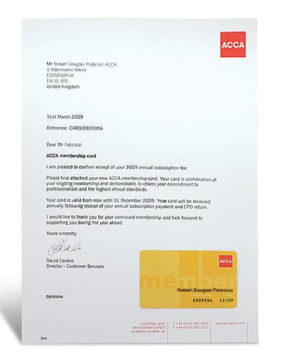 oxford letterhead